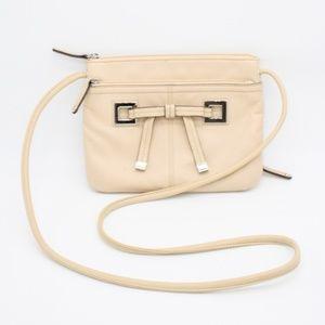 Tignanello Cute Bow Cross Body Bag